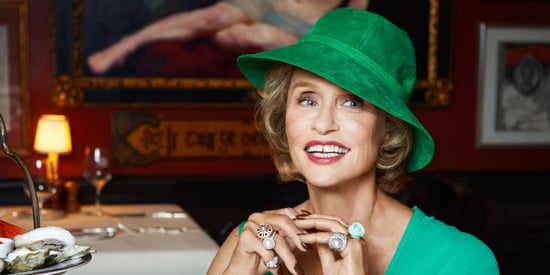 Lauren Hutton Gives Us Yet Another Reason To Douse Ourselves In Coconut Oil