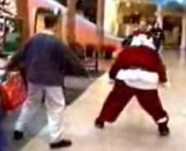 Santa Claus: Taking Names and Kicking Ass