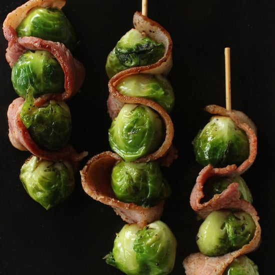 Bacon and Brussels Sprouts Appetizer