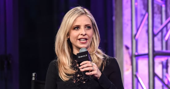 Sarah Michelle Gellar Dyes Hair Brown To Become The 'Marcia F**king Brady Of The Upper East Side' Again
