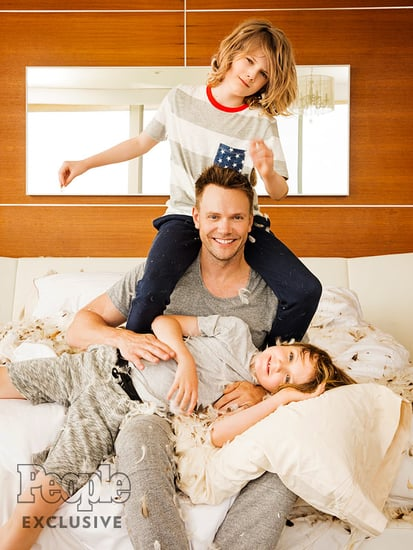 Joel McHale Jokes Fatherhood Has Changed His Life: 'Instead of Wiping One, I Now Wipe Three Butts'