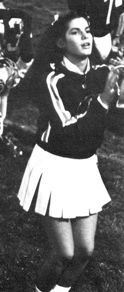 Sandra Bullock cheered for the team.