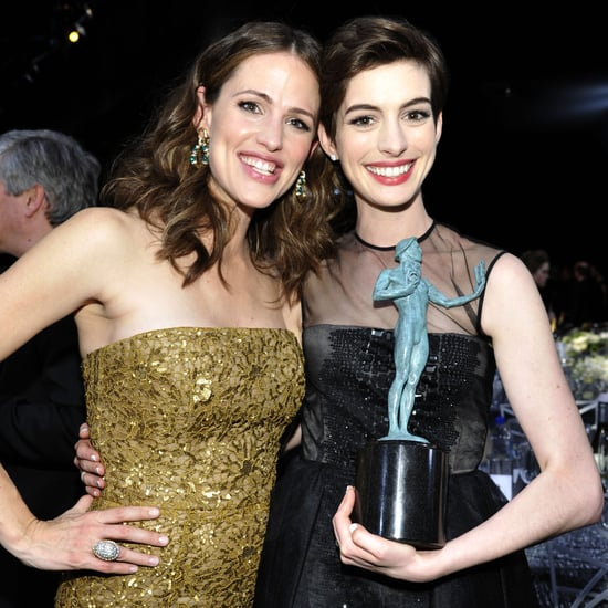 Celebrities Inside the SAG Awards 2013 | Pictures
