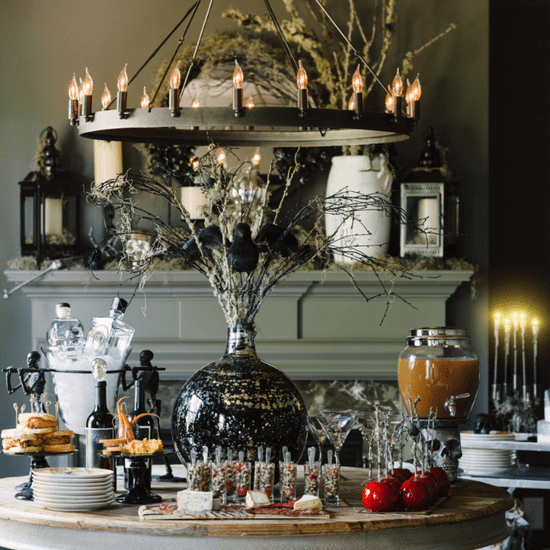 Stylish Halloween Party Inspiration
