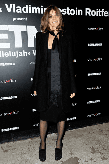 Carine Roitfeld Has a New (and Secret) Fashion Project in the Works