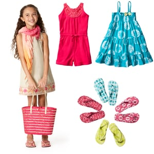 Pictures of the Calypso For Target Kids Collection