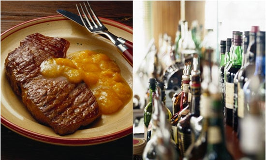 Which Would You Rather Give Up: Meat or Alcohol?