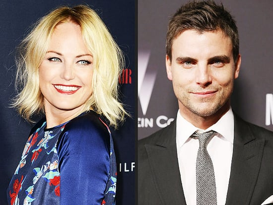 Malin Akerman Is Dating Colin Egglesfield