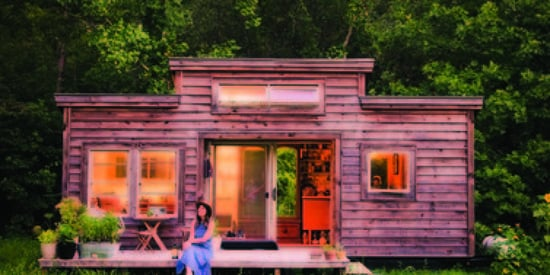5 Tiny Houses Made From Recycled Materials