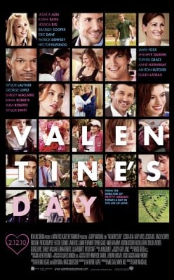 UK Poll and Movie Trailer for Valentine's Day starring Julia Roberts, Taylor Lautner, Taylor Swift — Will You See it or Skip it?
