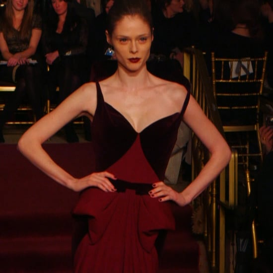 Zac Posen Hair and Makeup Video | Fashion Week Fall 2013