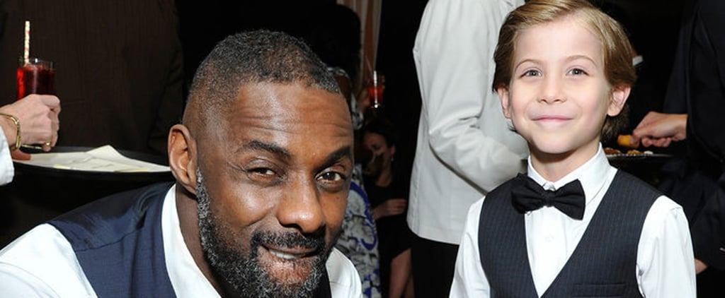 Jacob Tremblay and Idris Elba's New Bromance Will Make Your Heart Explode