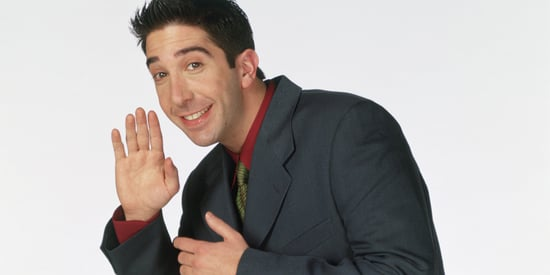 'Friends' Made David Schwimmer A Straight-Up Recluse