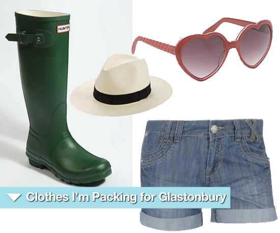 Glastonbury Clothing Ideas for Festival Season