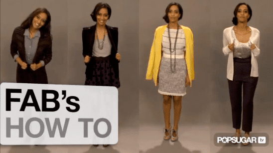 How to Mix Dressy and Casual Clothes