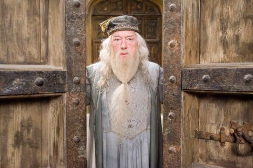 Dumbledore: Gay. Discuss.