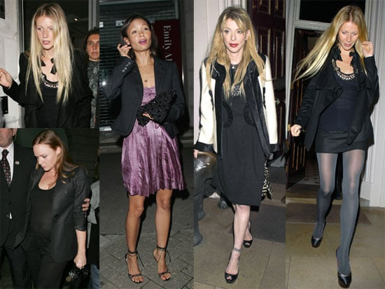 Gwyneth's Girls' Night Out in London