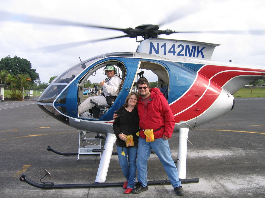 Helicopter Parenting (or Cosseting Parenting)