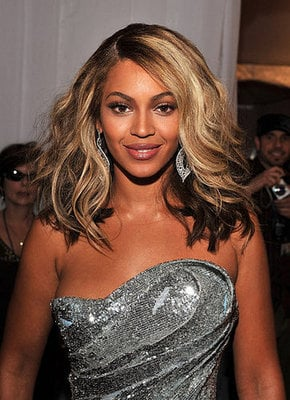 Beyonce's Hair and Makeup at the 2008 Grammys | POPSUGAR ...