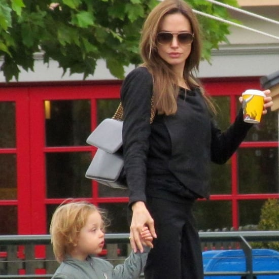 Angelina Jolie Pictures With the Kids at Legoland