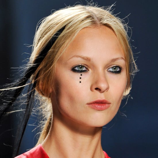 Eyeliner Trends Spring 2014 | New York Fashion Week