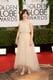 Zooey Deschanel at the Golden Globes 2014