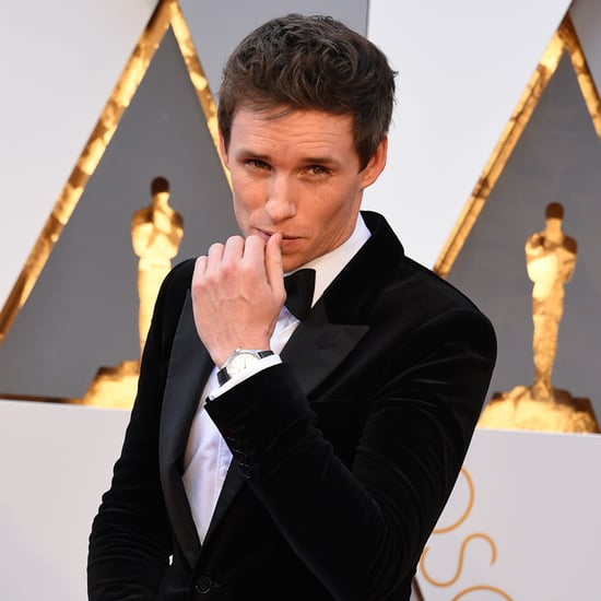 Eddie Redmayne at the Oscars 2016