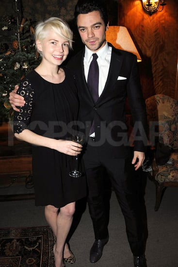Pictures of Michelle Williams, Dominic Cooper, Harvey Weinstein at a London Blue Valentine Screening