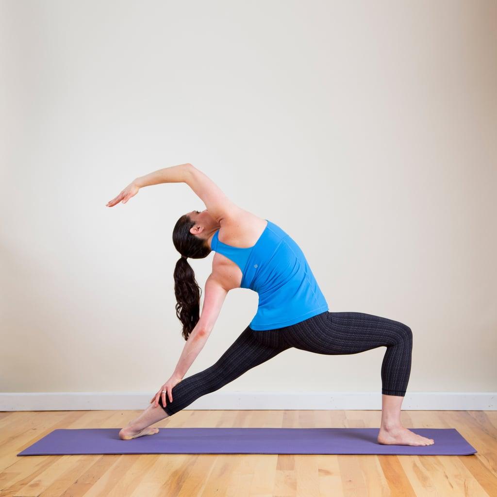 Chest-Opening Yoga Poses | POPSUGAR Fitness
