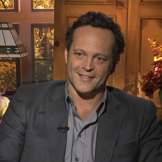 Vince Vaughn Interview For Delivery Man | Video