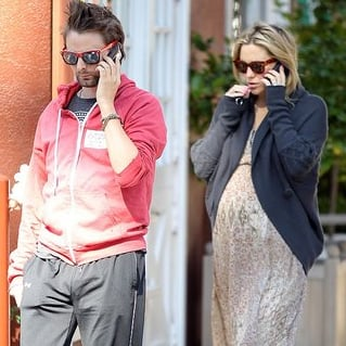 Pregnant Kate Hudson Pictures With Matthew Bellamy