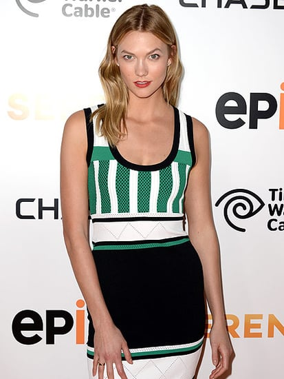 Karlie Kloss Accidentally Wades into (Then out of) the Taylor Swift-Kim Kardashian Feud