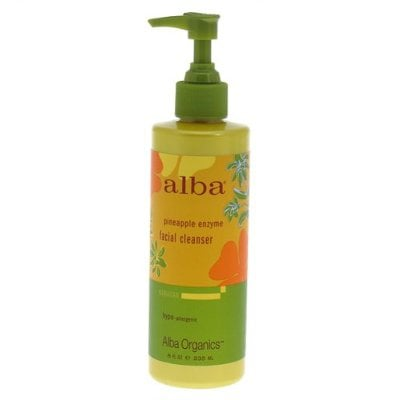 Review of Alba Pineapple Enzyme Facial Cleanser