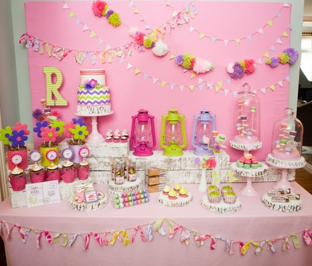 Sweets Station