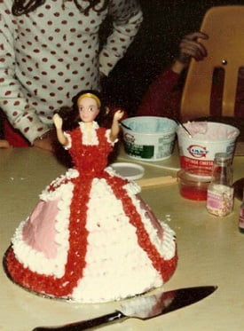 Pictures of Barbie Birthday Cakes