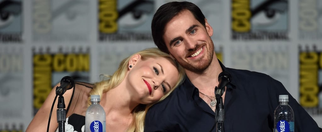 The 1 Cute Thing Jennifer Morrison and Colin O'Donoghue Always Do at Comic-Con