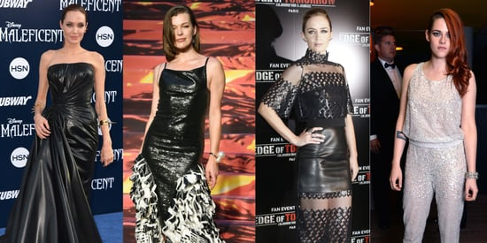 Stars Strike Out In Black On This Week's Worst Dressed List