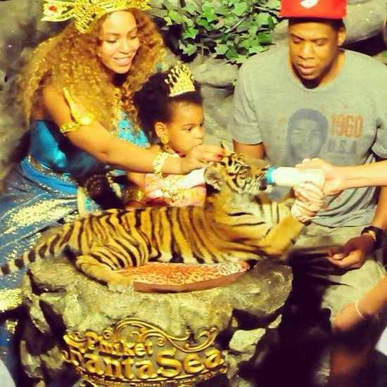 34 Reasons Blue Ivy Carter Has the World's Most Amazing Mom