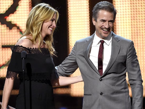 Dermot Mulroney on His Friendship with Julia Roberts: I 'Would Push These Guys Out of the Way to Say Something Nice About Her'