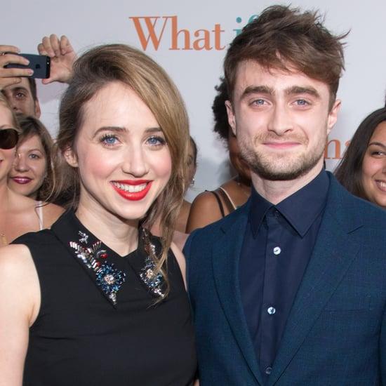 Daniel Radcliffe Talks What If Nude Scene