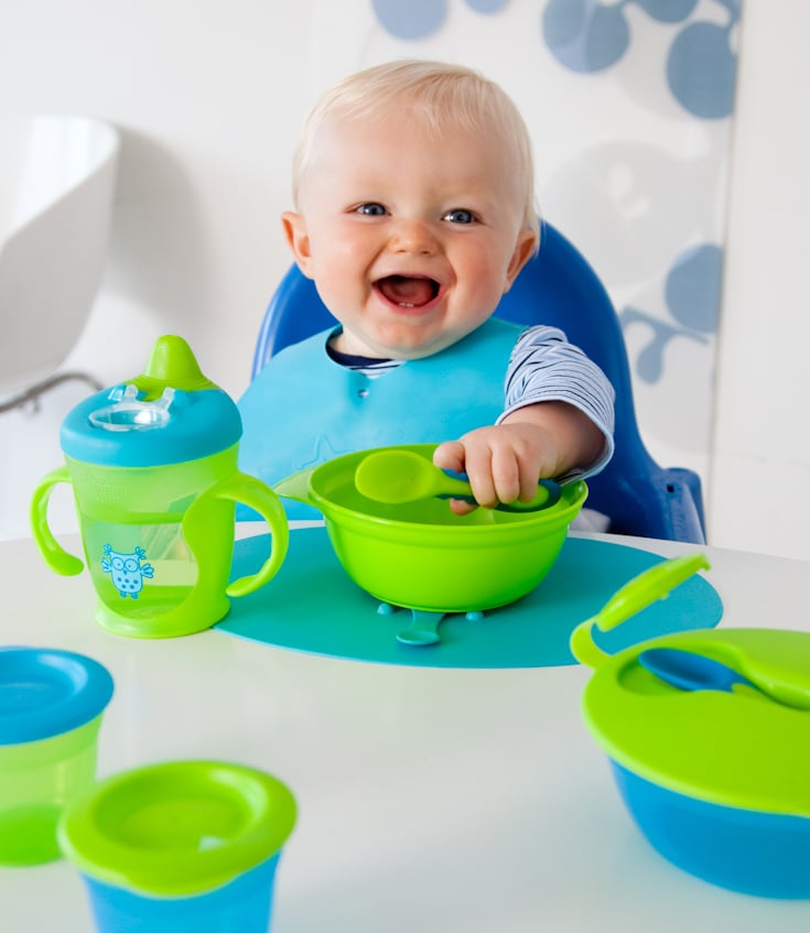The Tommee Tippee Explora Easi-Mat ($7)
