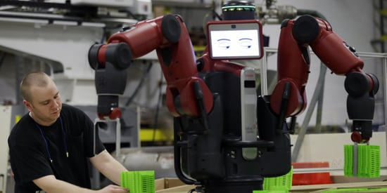 As Robots Take Our Jobs, Guaranteed Income Might Ease the Pain
