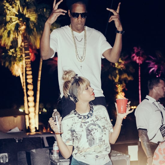 Beyonce and Jay Z at Coachella 2014 | Pictures