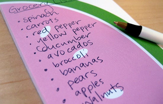 What Healthy Food Staples Are on Your Grocery List?