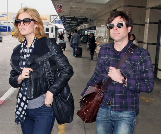 Photo of Newly- Married Mandy Moore and Ryan Adams at LX