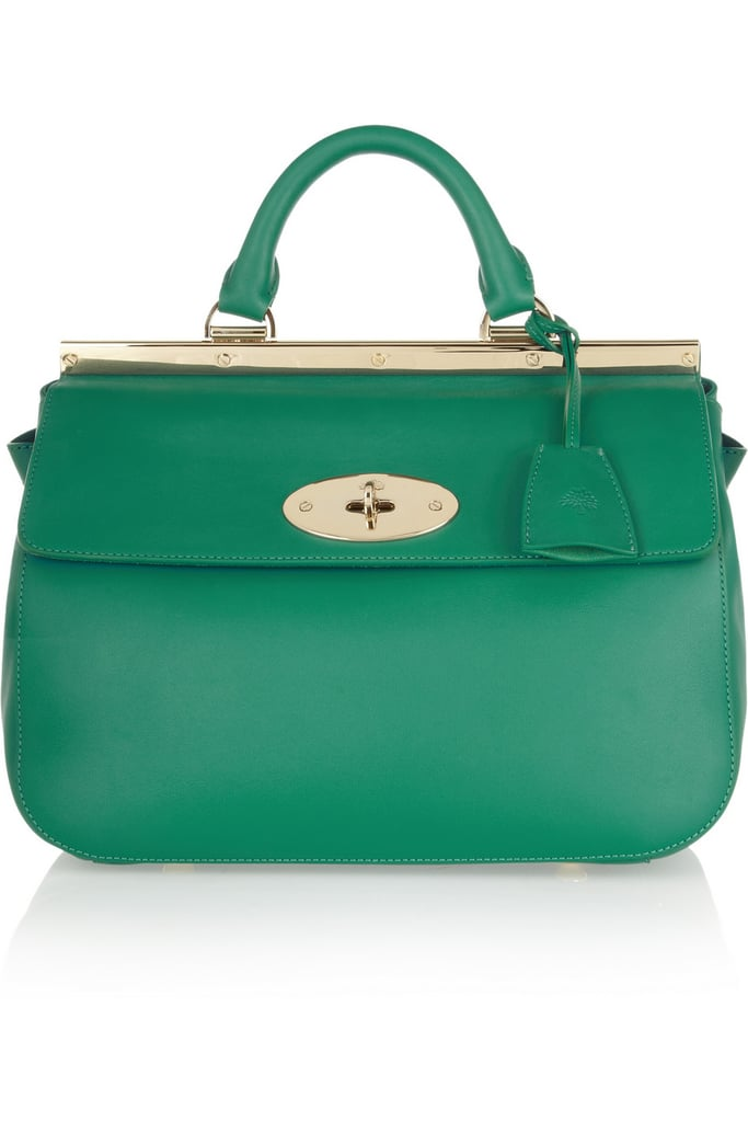 Mulberry Suffolk Leather Tote ($2,300)