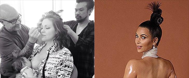 Alyssa Milano Has Some Choice Words About Kim Kardashian's Photo Spread