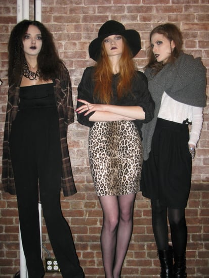 New York Fashion Week: Catherine Holstein Fall 2009