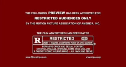Do Red-Band Trailers Make a Movie More Appealing?