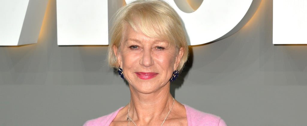Helen Mirren Is the Latest A-Lister to Join Fast 8